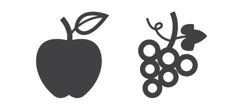Vruchtensymbolen